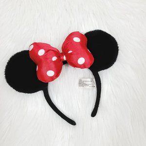 Disney Resorts Minnie Mouse Ears Headband